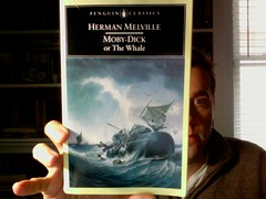 Moby-Dick, or The Whale by Michael_Kelleher