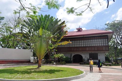 Dr. jose Rizal's House Replica
