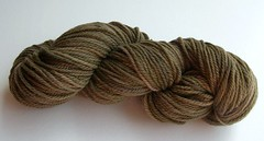 Burnished on Foothills Aran BFL
