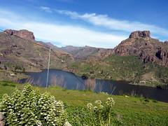 Gran Canaria - Presa de Soria