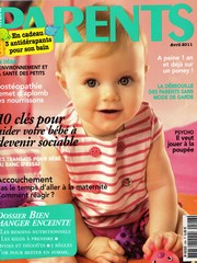 Magazine Parents avril 2011