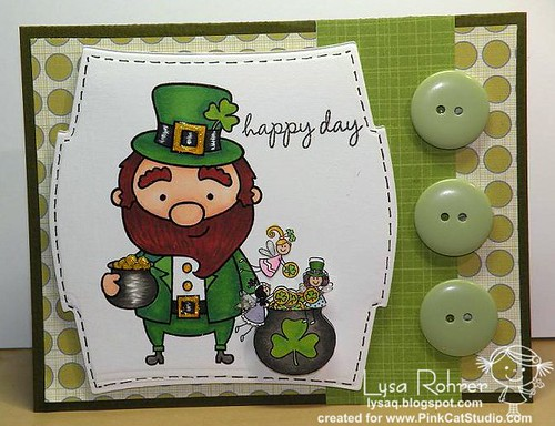 Happy Leprechaun