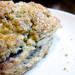 Wild blueberry scone