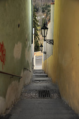 CSC_2451 (xLostfacex) Tags: stairs alley prague nikond90