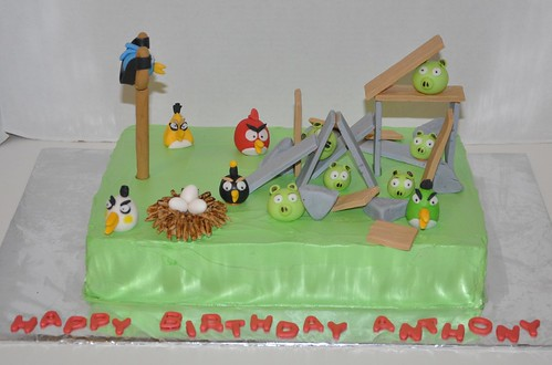 Angry birds anyone?