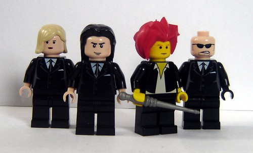 Custom minifig Turks