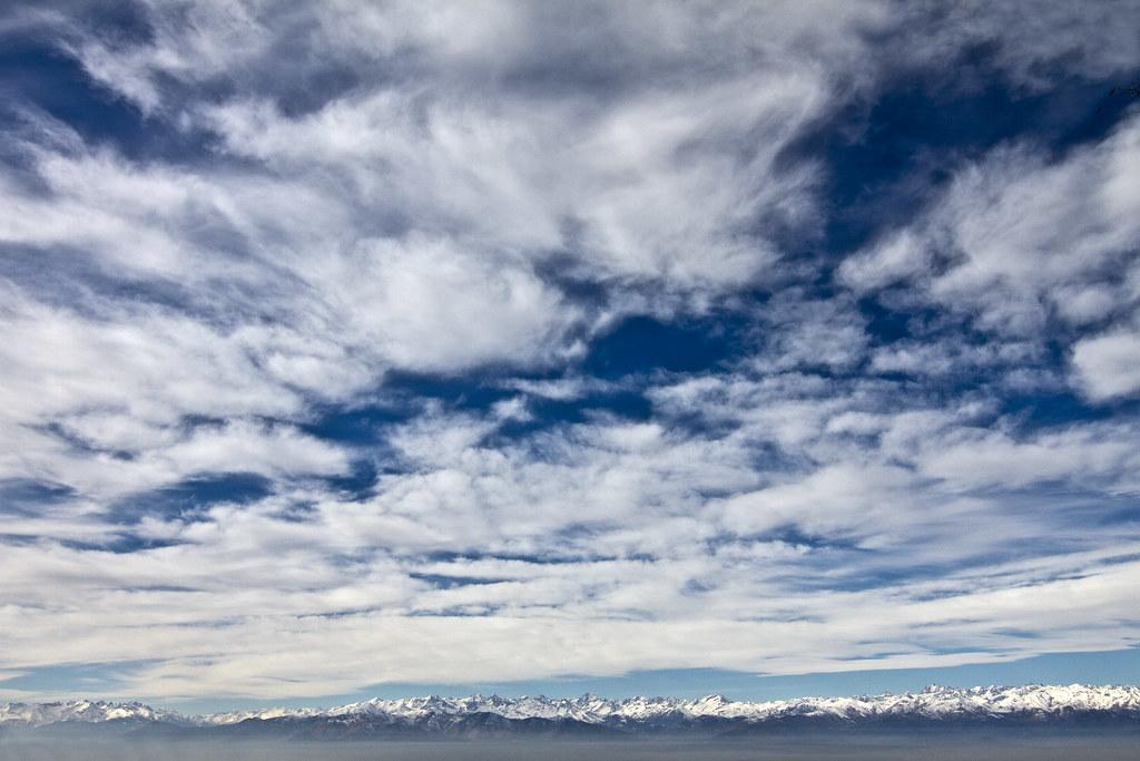 San Raffaele Alto, Sky & Alps
