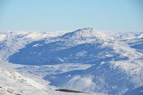 Landscape near Kangerlussuaq, Greenland by Ole G.