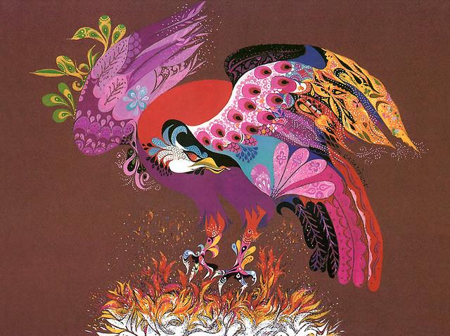 Erni Cabat (Magical World Of Monsters 1992) Phoenix
