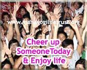 self-awareness-improvement-trust-cheer-up-some-one-enjoy-life (Mahayogi Life Trust Academy) Tags: selfawareness mahamayi gurujisatyapranavayogi mahayogilifetrustacademy lifeawareness selfawarenessimprovementtrust welfareactivities