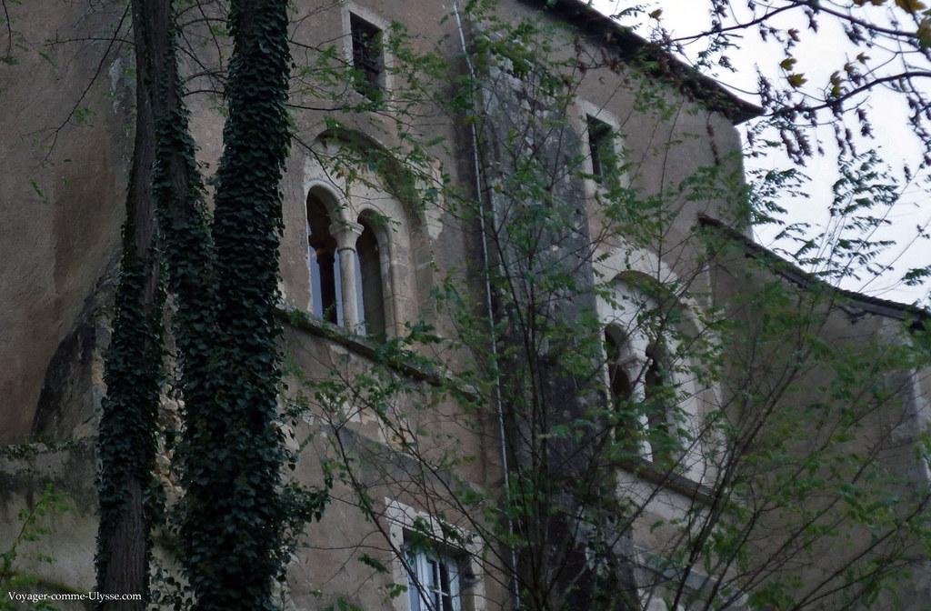 Fenêtres du Château Naillac