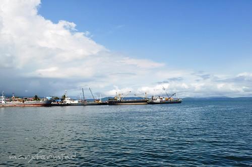 Legazpi Port