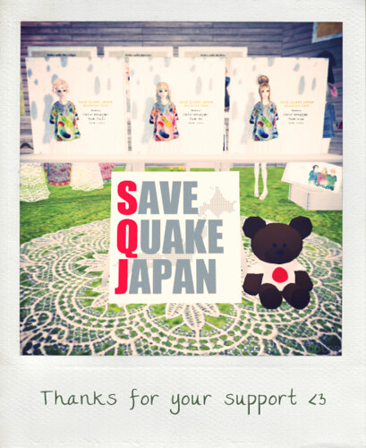 save quake japan @ NuDoLu
