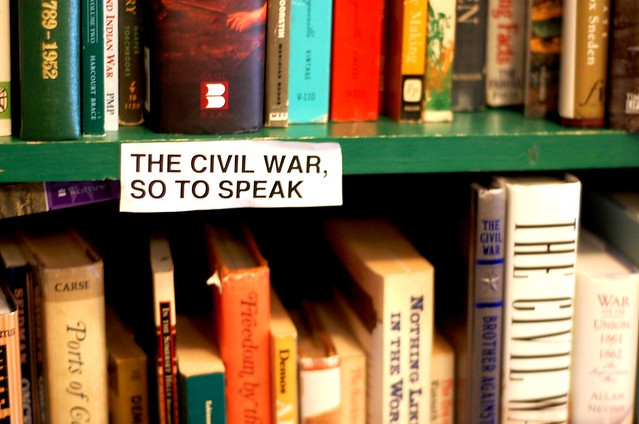 Civil War, so to speak