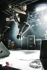 Rise Against_02 (Javier Bragado) Tags: madrid music against rock canon tim concert punk concierto musica singer punkrock coliseum rise gibson riseagainst lespaul endgame lariviera hardcoremelodico mcilrath timmcilrath canon5dmarkii javierbragado