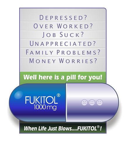 Une pilule miracle contre la dépression