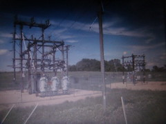 another xcel sub selling power to a co op (utility power 923) Tags: electric wooden high energy power utility an company wires transformers electricity coop poles selling substation voltage cooperative xcel