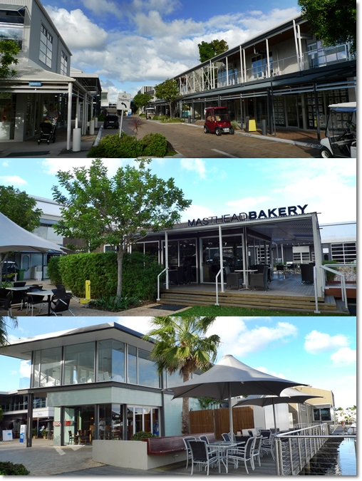 Sanctuary Cove Retail Outlets