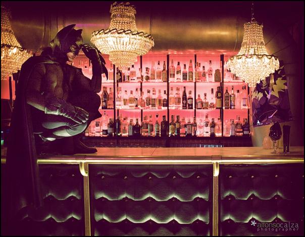 Batman y Rodin