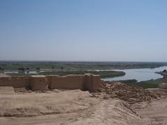 Roman Fortification at Dura-Europos, Syria. (II)