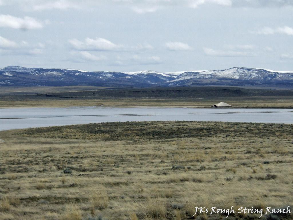 Pete French Round Barn~Dry Lake