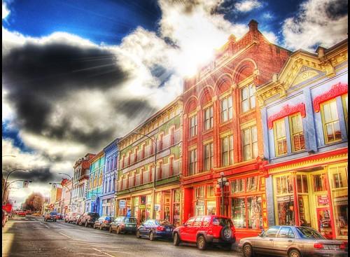 Johnson street .. HDR