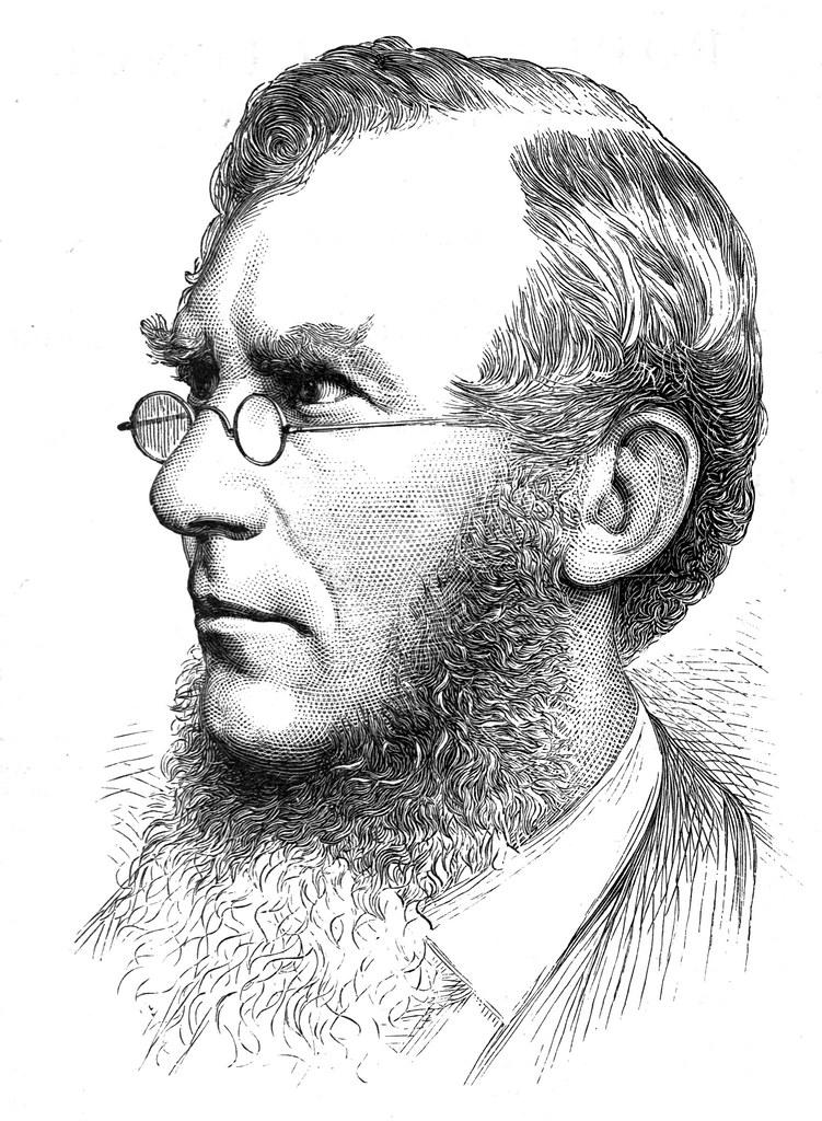 Joseph Dalton Hooker 1817 - 1911