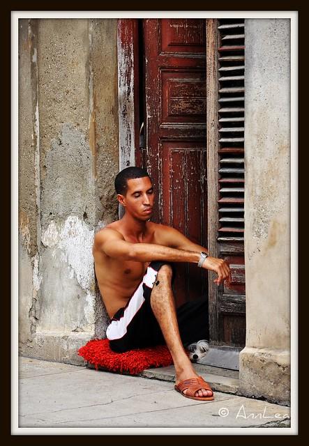 Santiago de Cuba - ludzie