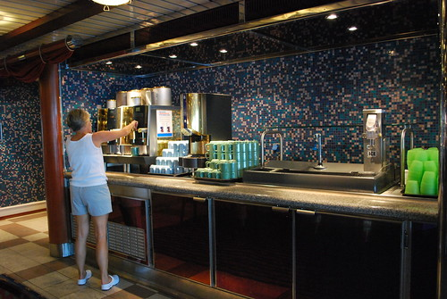 Lido Deck Coffee Bar