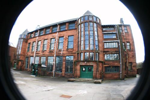 Scotland St School, Glasgow