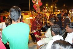 Panguni Uthiram Festival Night - 2011 (dxsibo o(_)o) Tags: india film festival night singapore fuji indian led pro 60mm 135mm s5 kavadi 2011 percing sembawang panguni uthiram