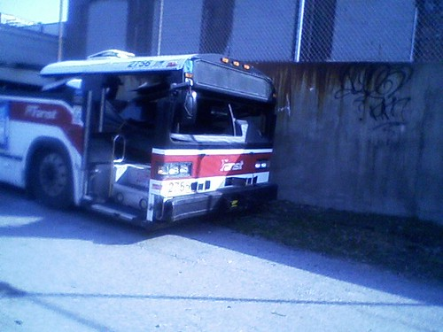Bus 2756, scrapped
