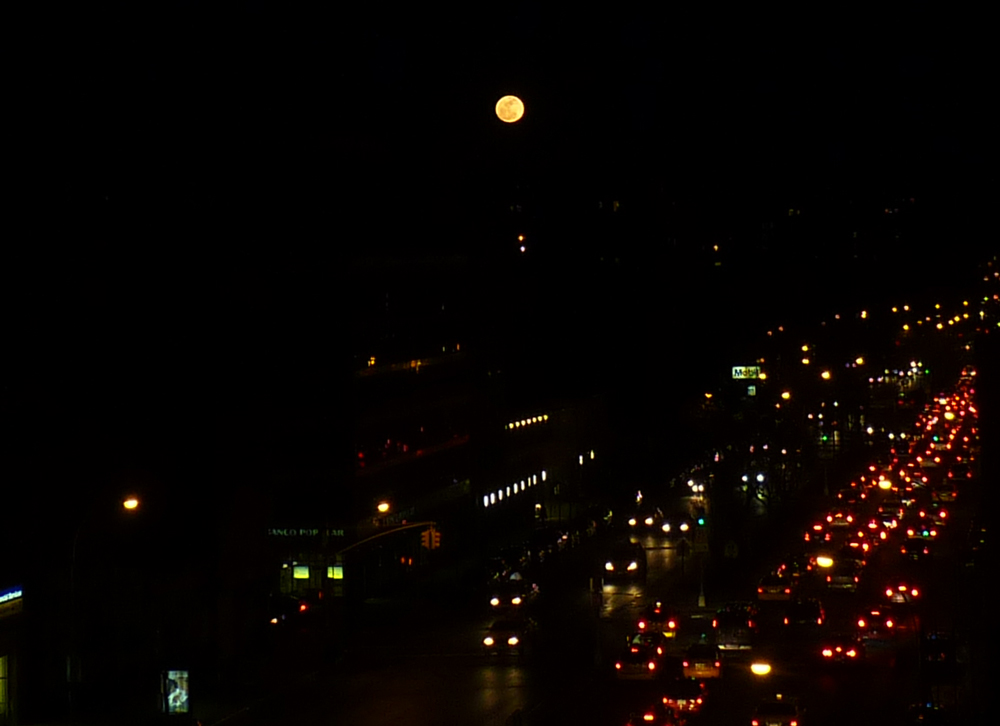 Super Moon-Houston Street