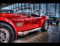 Cobra (Kemoauc) Tags: auto car photoshop nikon cobra oldtimer hdr topaz meilenwerk d90 photomatix nikond90 hdrterrorist kemoauc