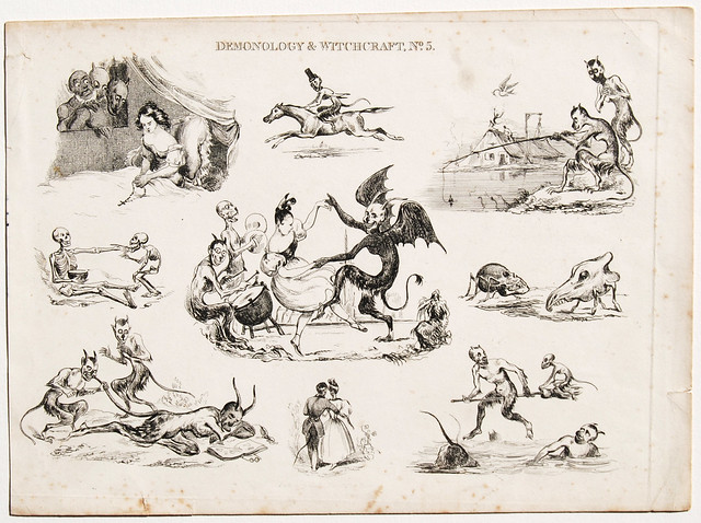 Henry Heath - Demonology and Witchcraft No.5 (1834-1840)