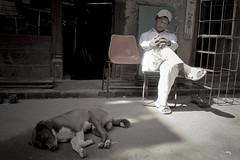 sonno - sleep (Kathmandu - Nepal) (nepalbaba) Tags: nepal sleep kathmandu 2008 sonno concordians allegrisinasceosidiventa virgiliocompany renatatmexnepalbaba