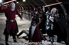 KOTOR 14 (prukoginojutsu) Tags: madrid old espaa star costume spain republic cosplay knights darth disfraz jedi wars sith sion assassin marr kotor visas malak nihilus revan traya josemanchado prukoginojutsublog