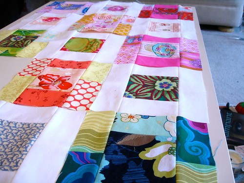 Scrap Quilt Blocks - First 14 Blocks