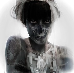 My corpse bride (B†essed) Tags: