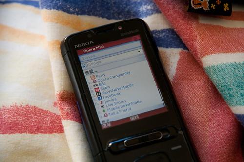Opera Mobile 11 & Mini 6