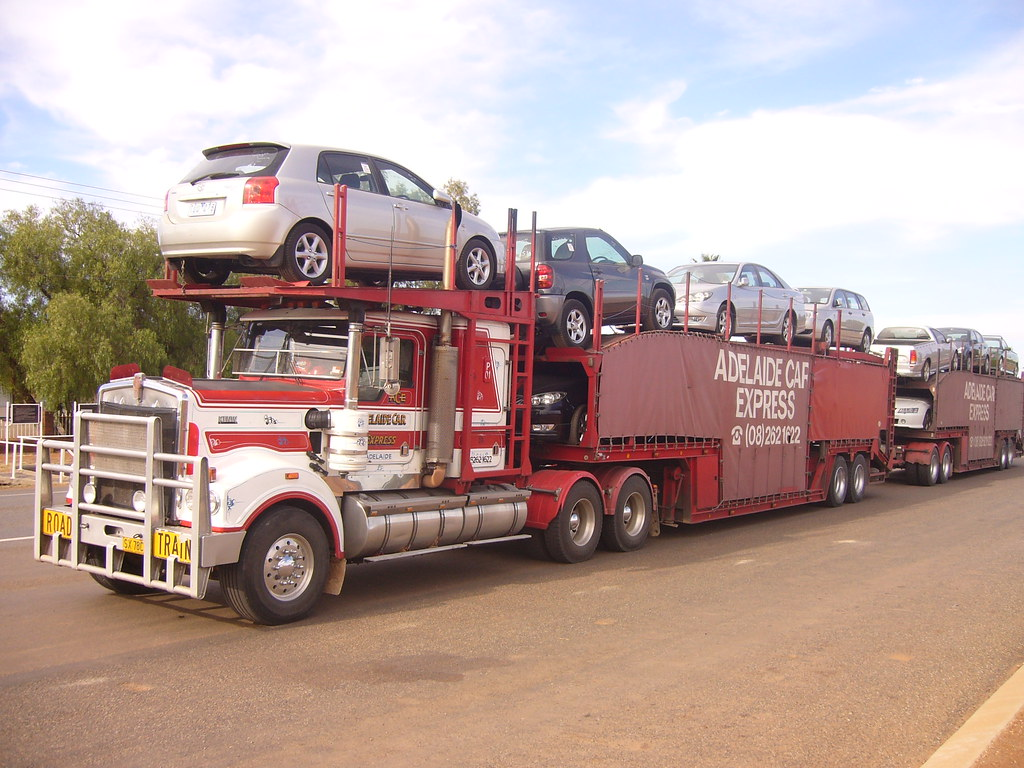 ACE T900 road train