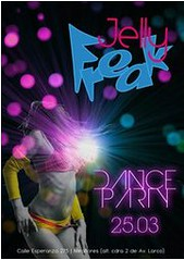 Jelly Freak Dance Party - Dubal Disco