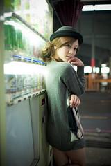 (Funstyle) Tags: portrait woman cute girl beauty 35mm model nikon asia taiwan babe taipei  peopel      2011 mikako   d700    35mm14g md