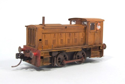 Weathered 165DS