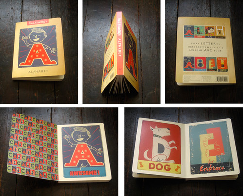 Paul Thurlby's Alphabet Book - Australian Board Book Version.