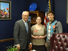 Climate organizers meet with Rep. Tonko (1Sky) Tags: climatechange tonko ny25 cleanairact 1sky climatemovement