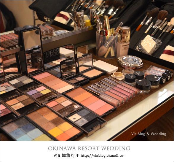 【沖繩旅遊】浪漫至極!Via的沖繩婚紗拍攝體驗全記錄!3