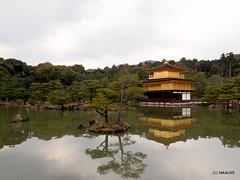 Kinkaku-ji - Kyoto, Japan