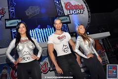 Lanzamiento Cerveza Coors Light en Republica Dominicana