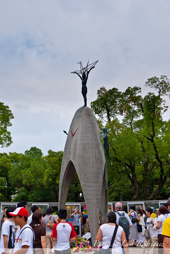 Monumento a la Paz de los Niños de Hiroshima